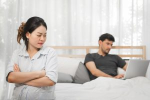 Why do men cheat on their married women in marriage