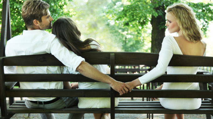 dating en mand, hvis ex kone snydt på ham
