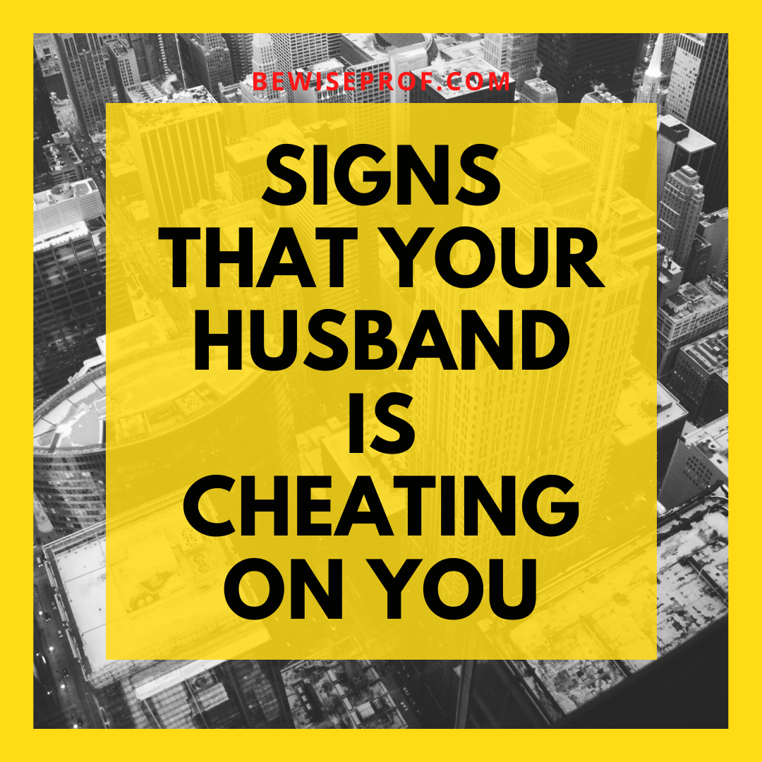 Photo of signs of cheating husband guilt
