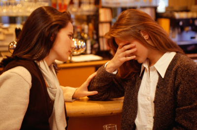 Photo of How To Help A Friend Who May Be In An Abusive Relationship