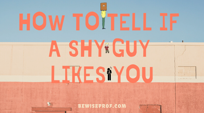 Photo of How to tell if a shy guy likes you