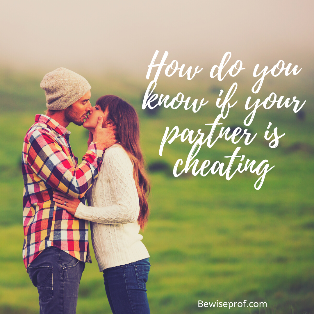 Photo of How do you know if your partner is cheating?