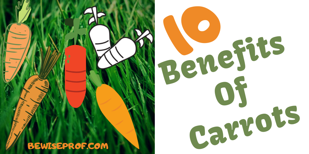 Photo of 10 Benefits Of Carrots
