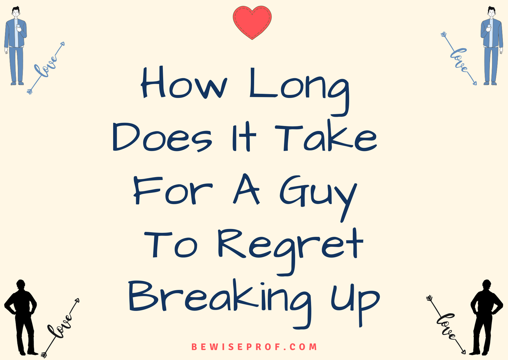 Photo of How Long Does It Take For A Guy To Regret Breaking Up