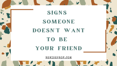 Photo of Signs Someone Doesn't Want To Be Your Friend