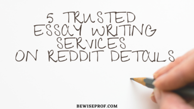 Photo of 5 trusted essay writing services on Reddit Details